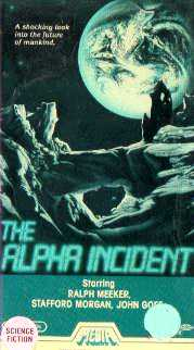 The Alpha Incident (1978) preview 0