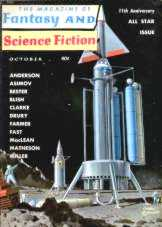 Fantasy and SF , oct 1960