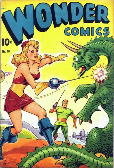 Wonder Comics 18 (juin 1948)