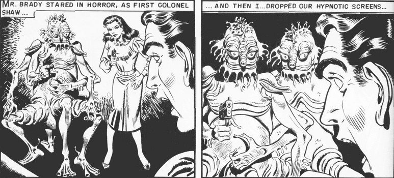Shock Suspenstories #7 (fev-mars 1953) script: Albert B. Feldstein /art: Joe Orlando/
