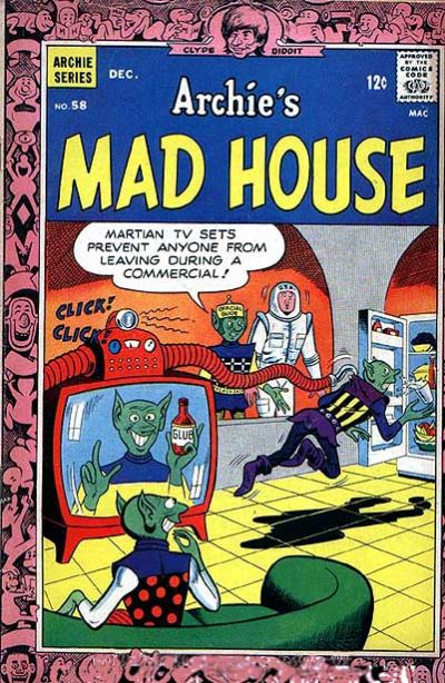 Archie's Mad House 58