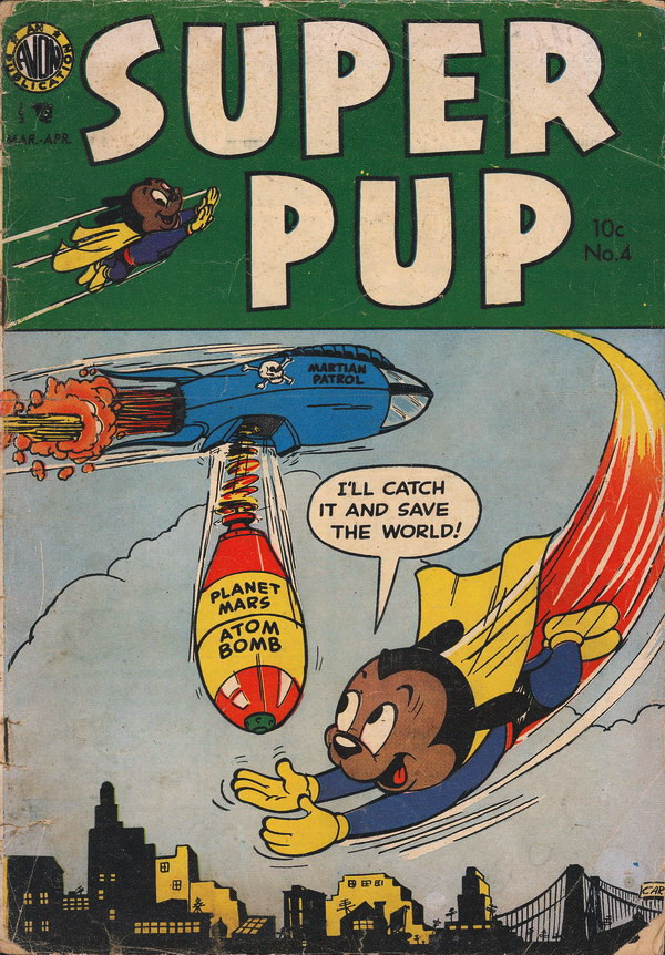 Super Pup n°4 (mars-avril 1954)