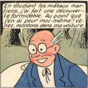 Le Professeur Radar
